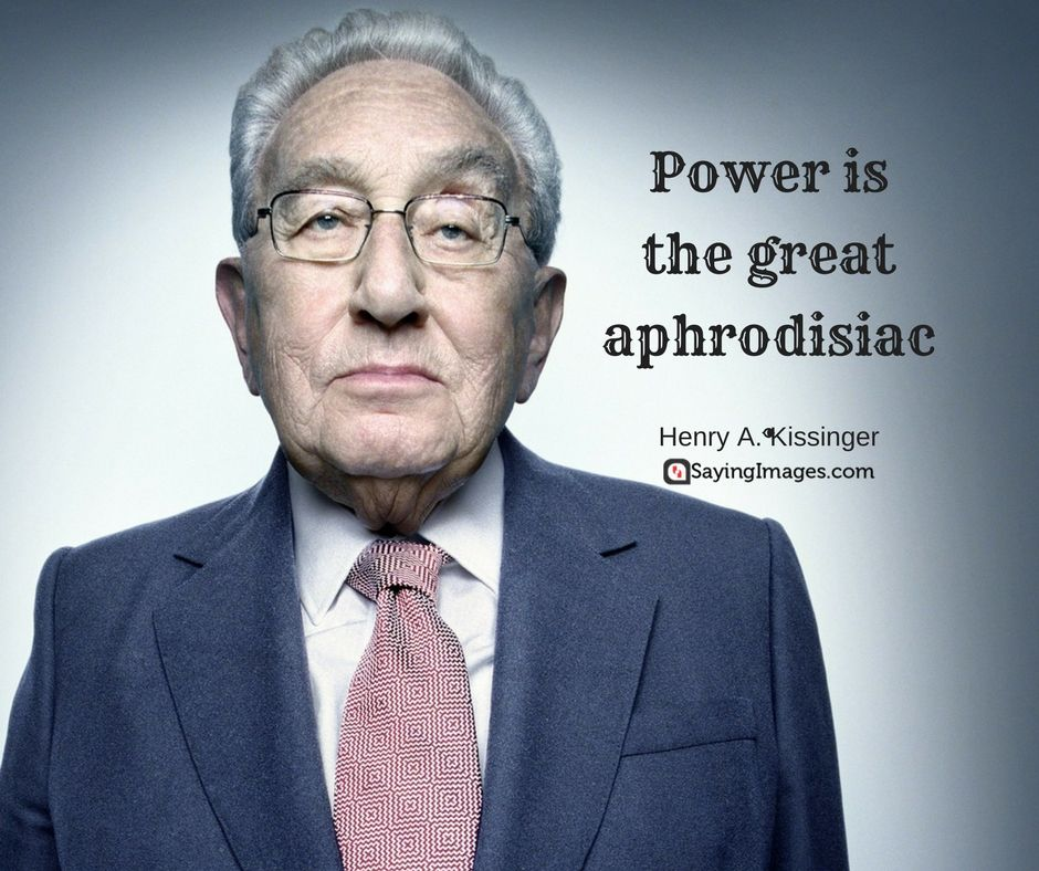 30 Funny And Witty Henry Kissinger Quotes Henry Kissinger