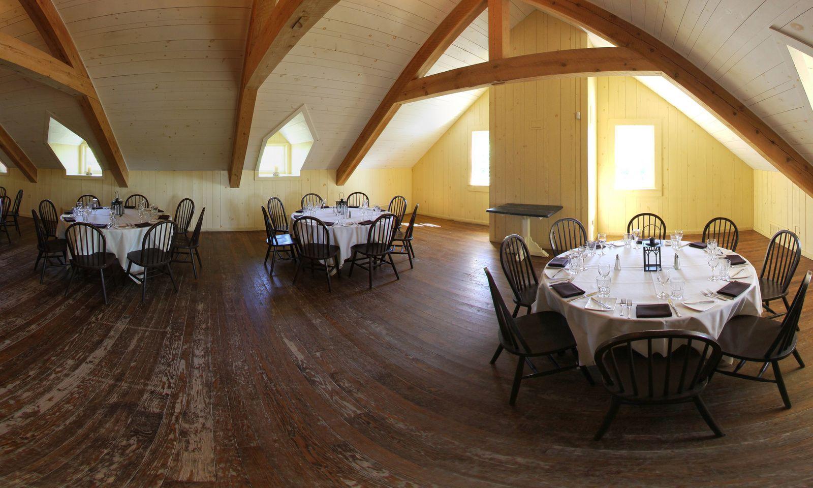 the partners room fort gibraltar winnipeg wedding locations