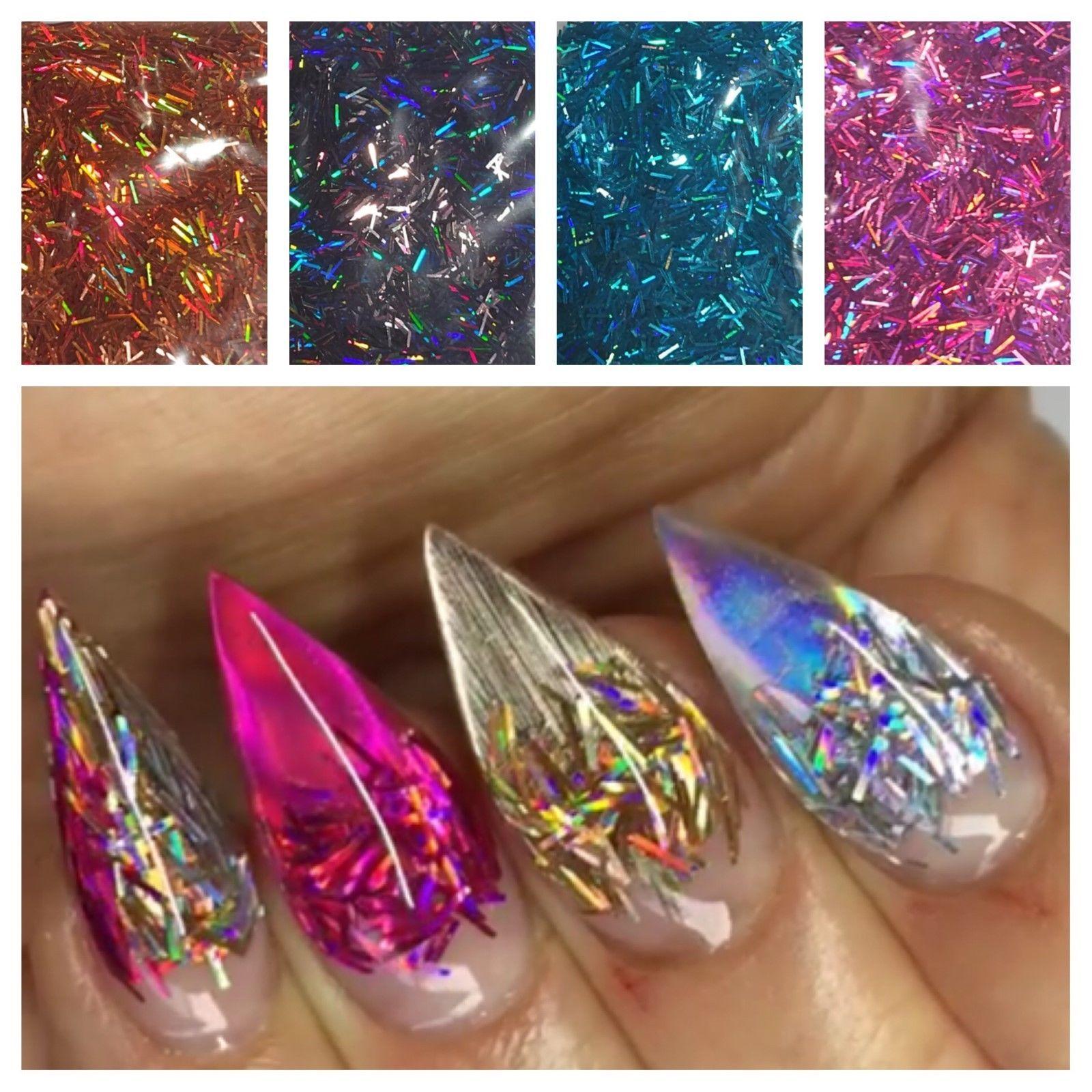 Resultado de imagen de glitter mix nails | Diverse beauty ...