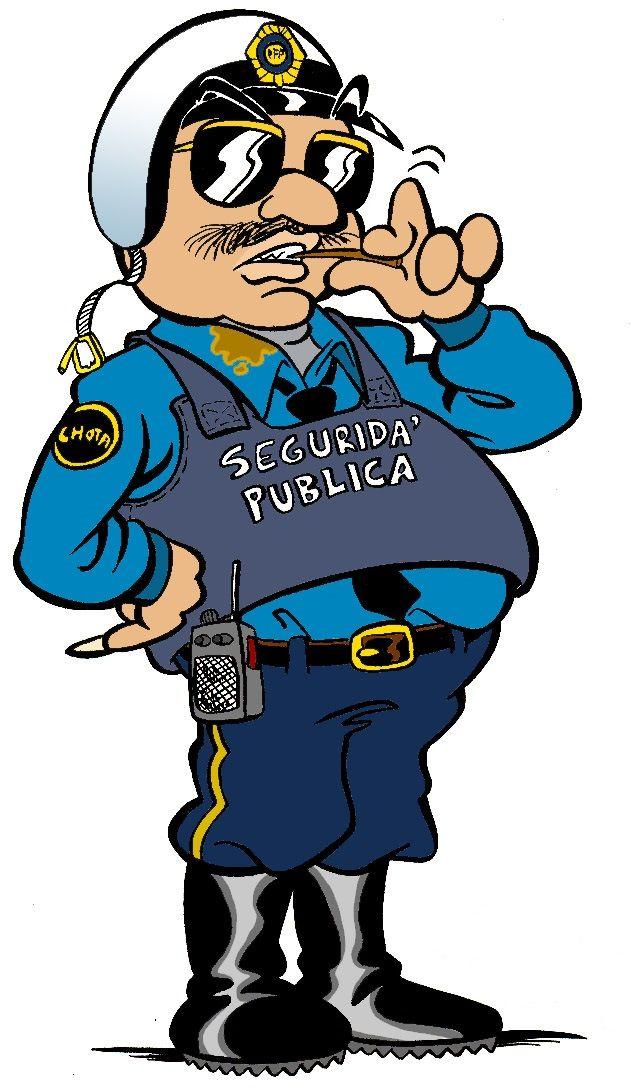 Polecia De Transito Mexico Dibujos De Policias Chistes Bromas Y Mas Chistes Y Bromas