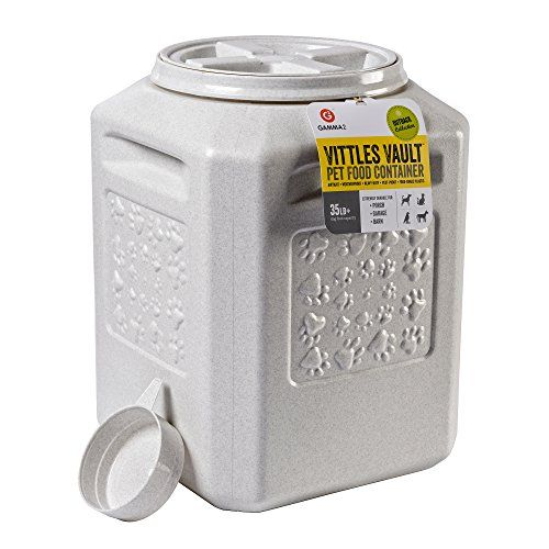 Gamma2 Vittles Vault Outback 35 Lb Airtight Pet Food Storage