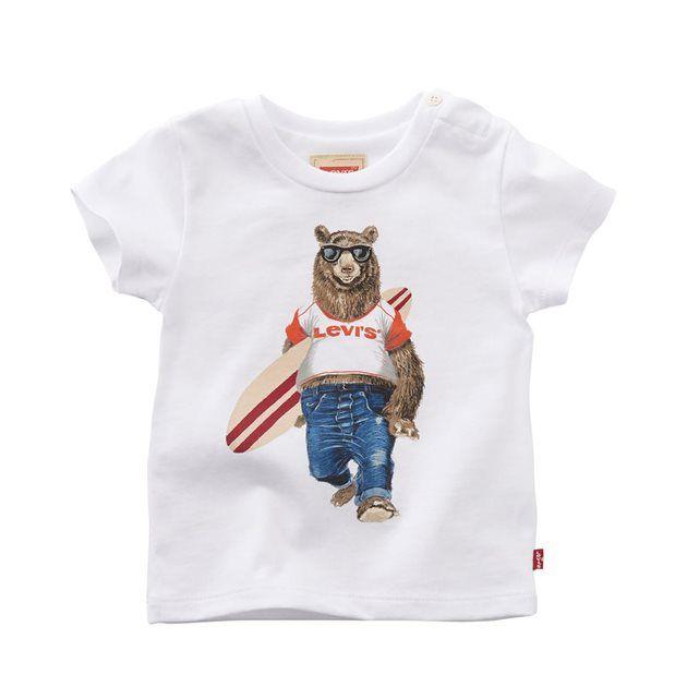 f9ea10039a81b Image T-shirt imprimé 6 mois - 3 ans LEVI S