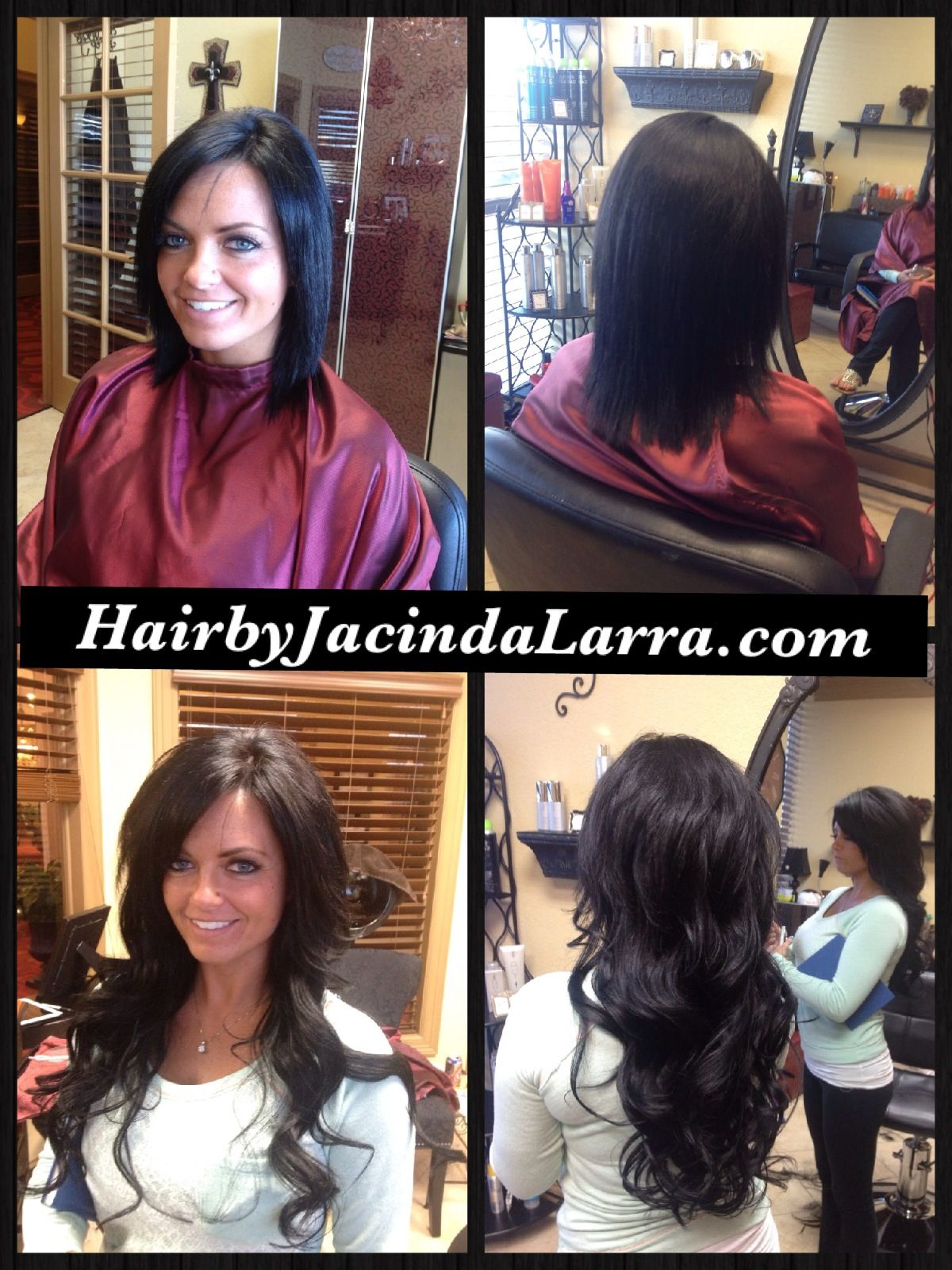 Before And After Dreamcatchers Hair Extensions