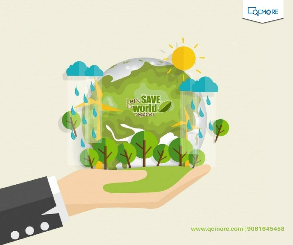 Plant together.. let's make the world greener! QCmore Software Testing Training Institute Kochi www.qcmore.com | 9061645458
