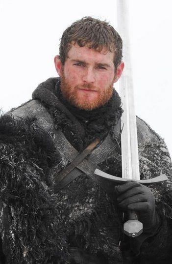 Grenn - Irmão Juramentado da Patrulha da noite e Amigo de Jon Snow.