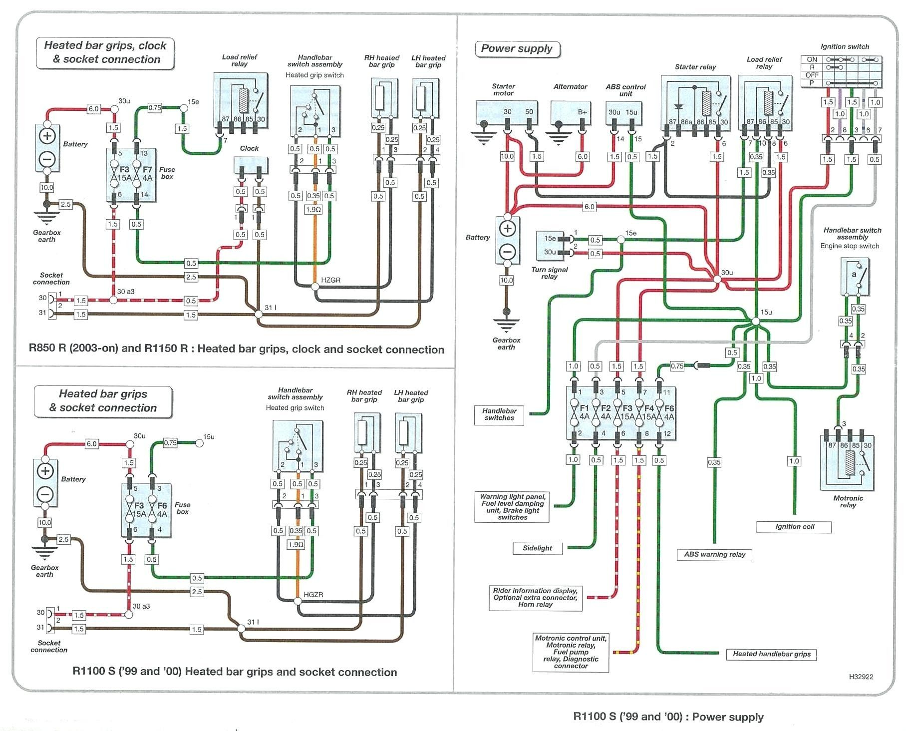 Bosch 75 Amp Relay Wiring Diagram