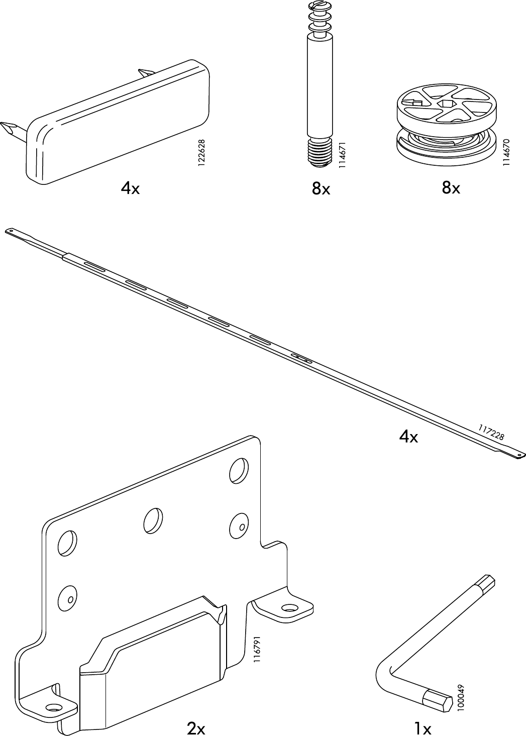 Handleiding Ikea Brimnes 140x200 Bedframe Bedframe Ikea Matrassen