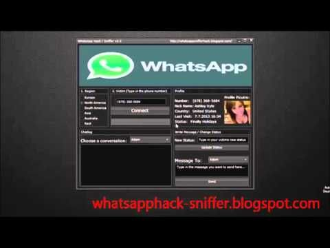 Hack WhatsApp - Whatsapp Sniffer Download [August 2013] | Hacking