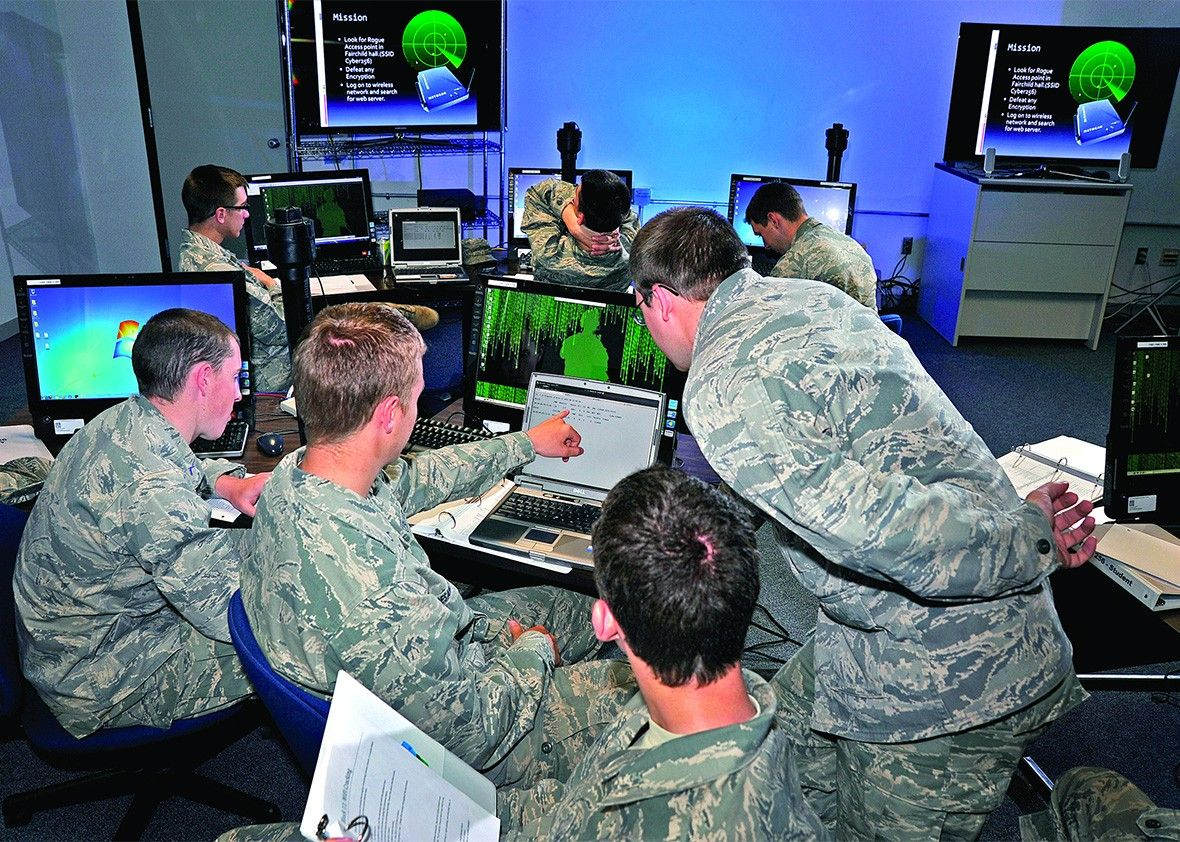 Pentagon officials have publicly said, in recent weeks, that they're hitting ISIS not only with bullets and bombs but also with cyberoffensive operatio ...