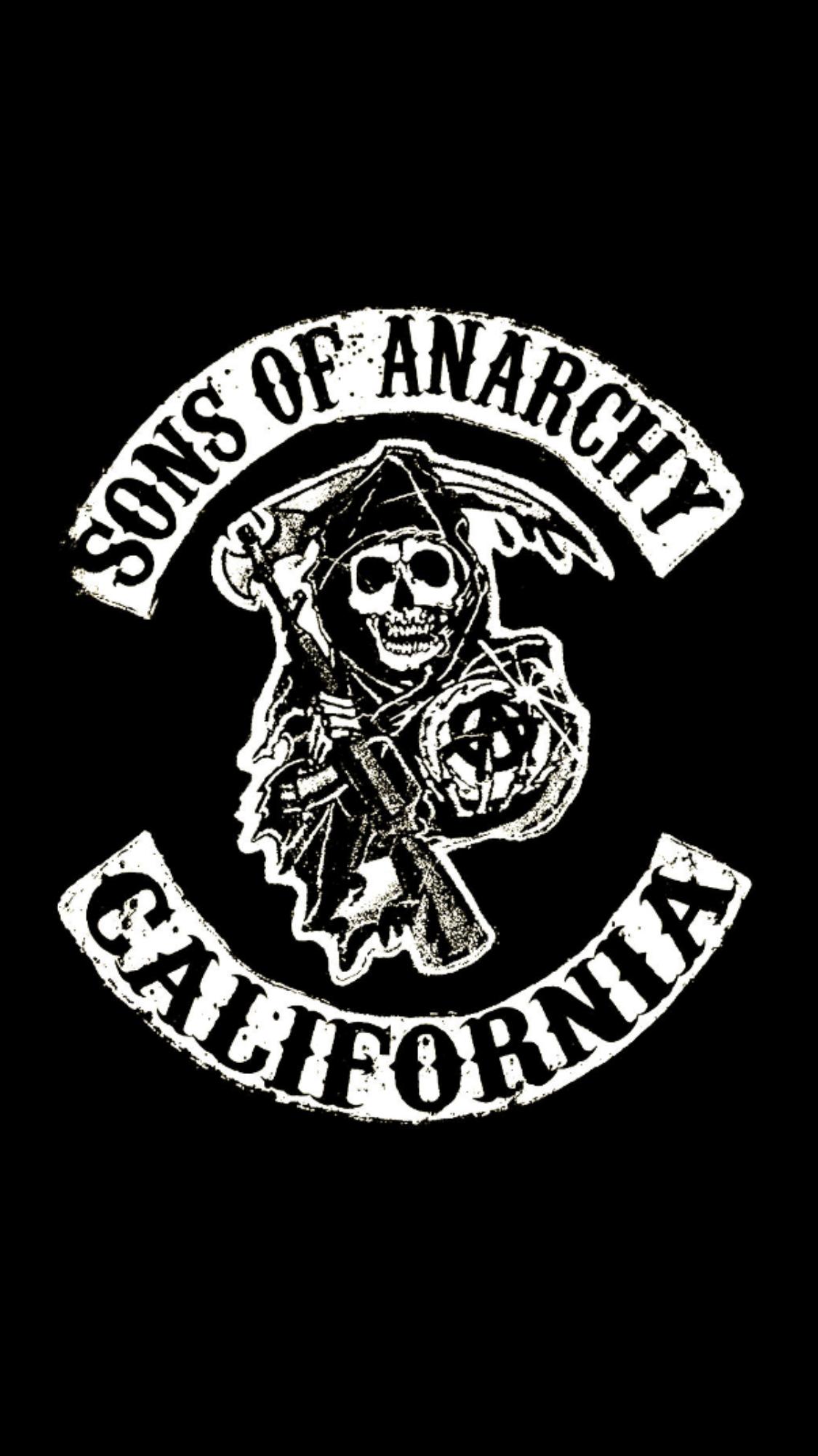 Sons Of Anarchy California Wallpaper Duvarkagidi Filhos Da Anarquia Papel De Parede Para Telefone Sons Of Anarchy