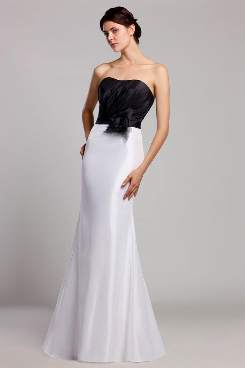 Bridesmaid dresses black and white top 100 black bridesmaid bridesmaid dresses black and white ombrellifo Images