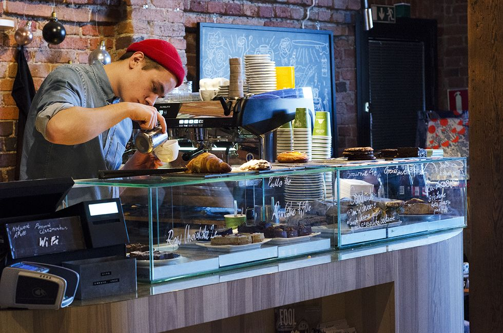 the place for REAL coffee – hurmaava johan & nyström - Love Da Helsinki   Lily.fi