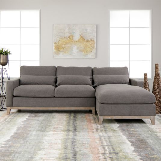 Jerome's Furniture Offers The Hastings Sectional At The