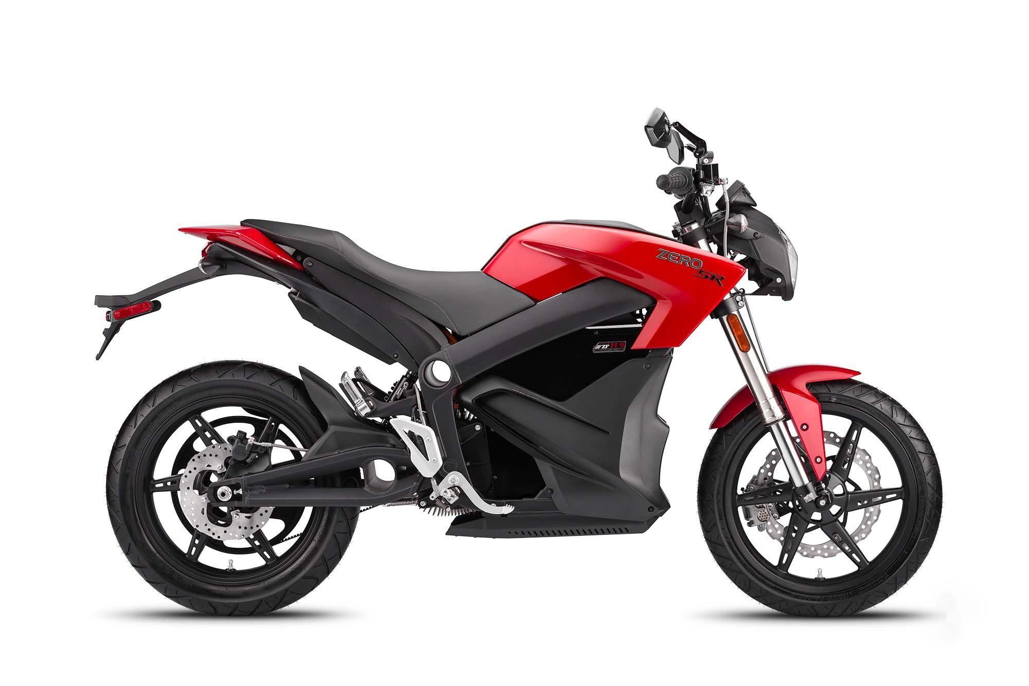 Zero Motorcycles Debuts New Zero Sr At Eicma Electric Motorcycle