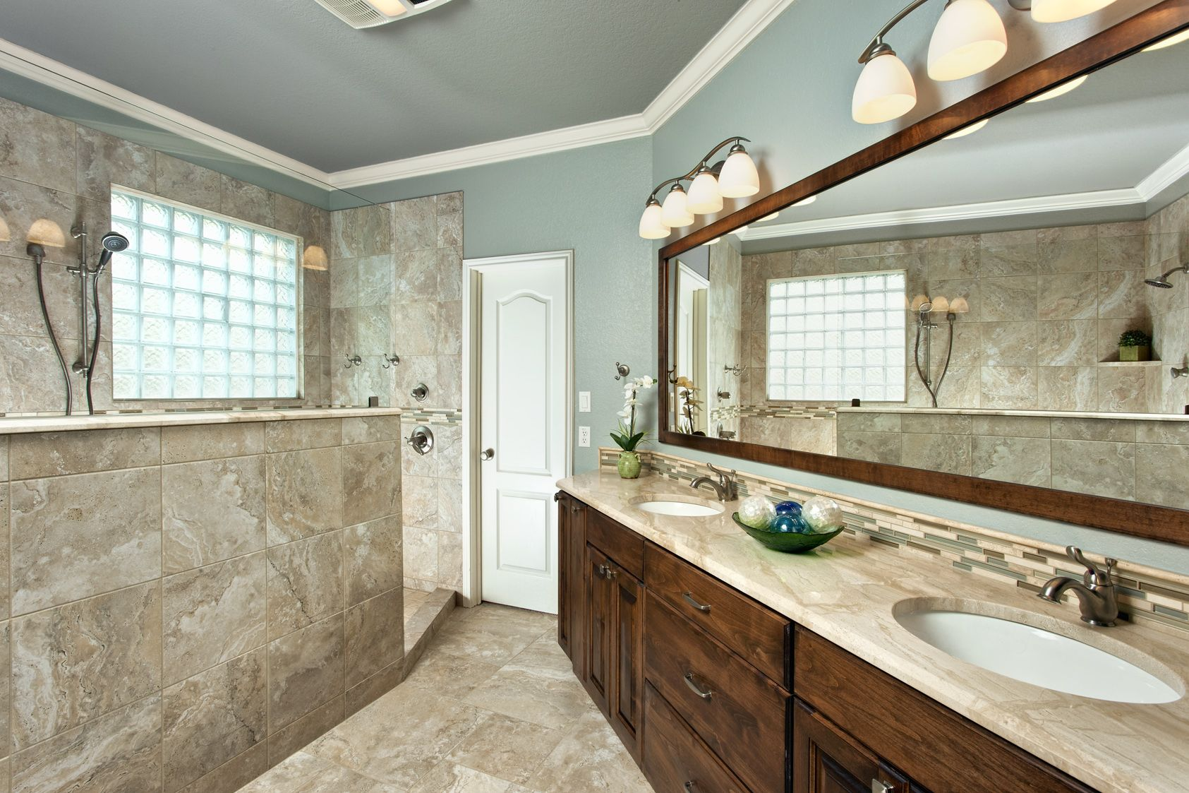ClearChoice Remodeling SA TX Tub To Shower Conversion Dream - Bathroom remodel longview tx