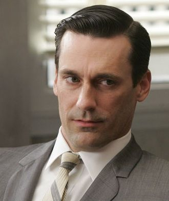 Pin By Samantha Lopez On For The Men Mad Men Hair Mens Hairstyles Mad Men