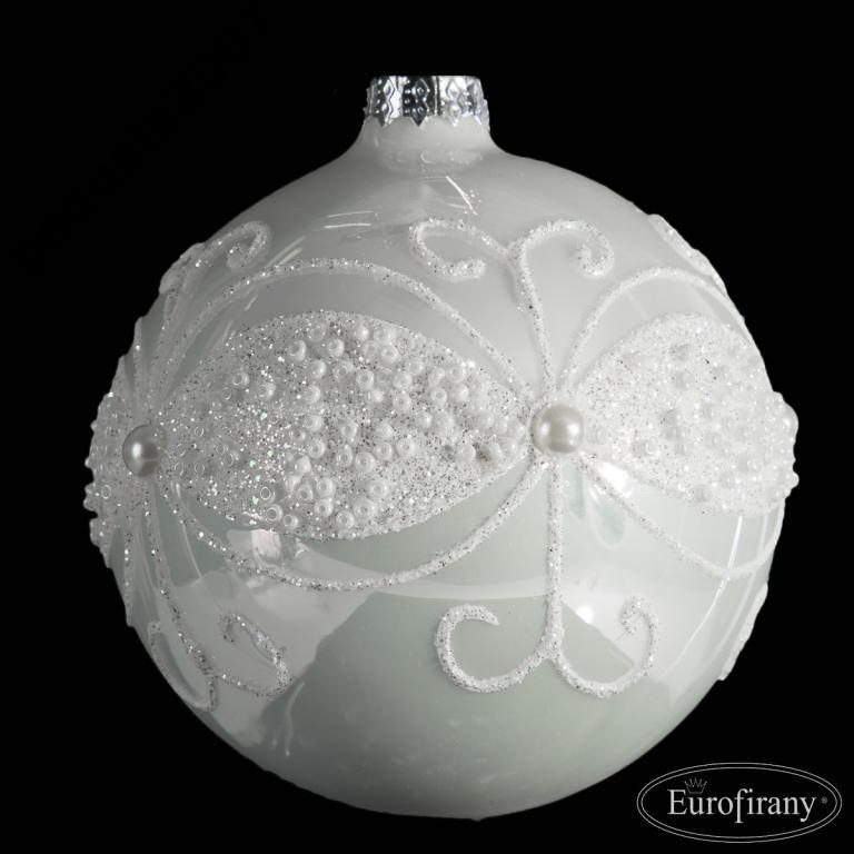 Bombki Bombka Ozdoba Eurofirany Ozdoby Choinkowe 5773122540 Oficjalne Archiwum Allegro Christmas Ornaments Christmas Tree Decorations Ornaments Design