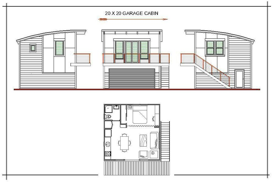 78 Best images about MCM storage porch and carport ideas on Pinterest Mid  century modern House. Modern Garage Apartment Plans