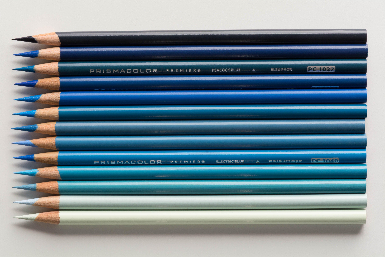 Prismacolor Premier Colored Pencils Review Colored Pencils