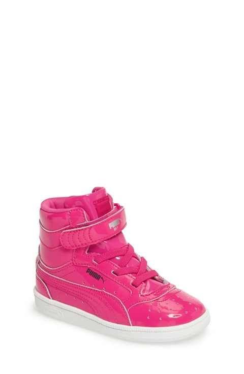 Toddler) | Walker shoes, Girls shoes