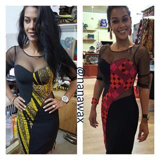 nanawax (J'aime le pagne de chez moi.) on Instagram (avec images) | Mode africaine, Mode, Pagne