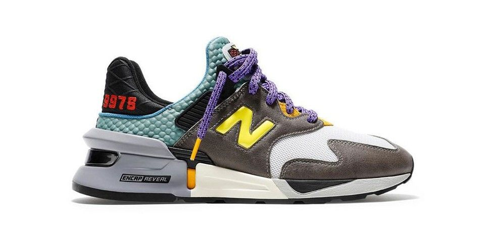 new balance hombre 997 sport