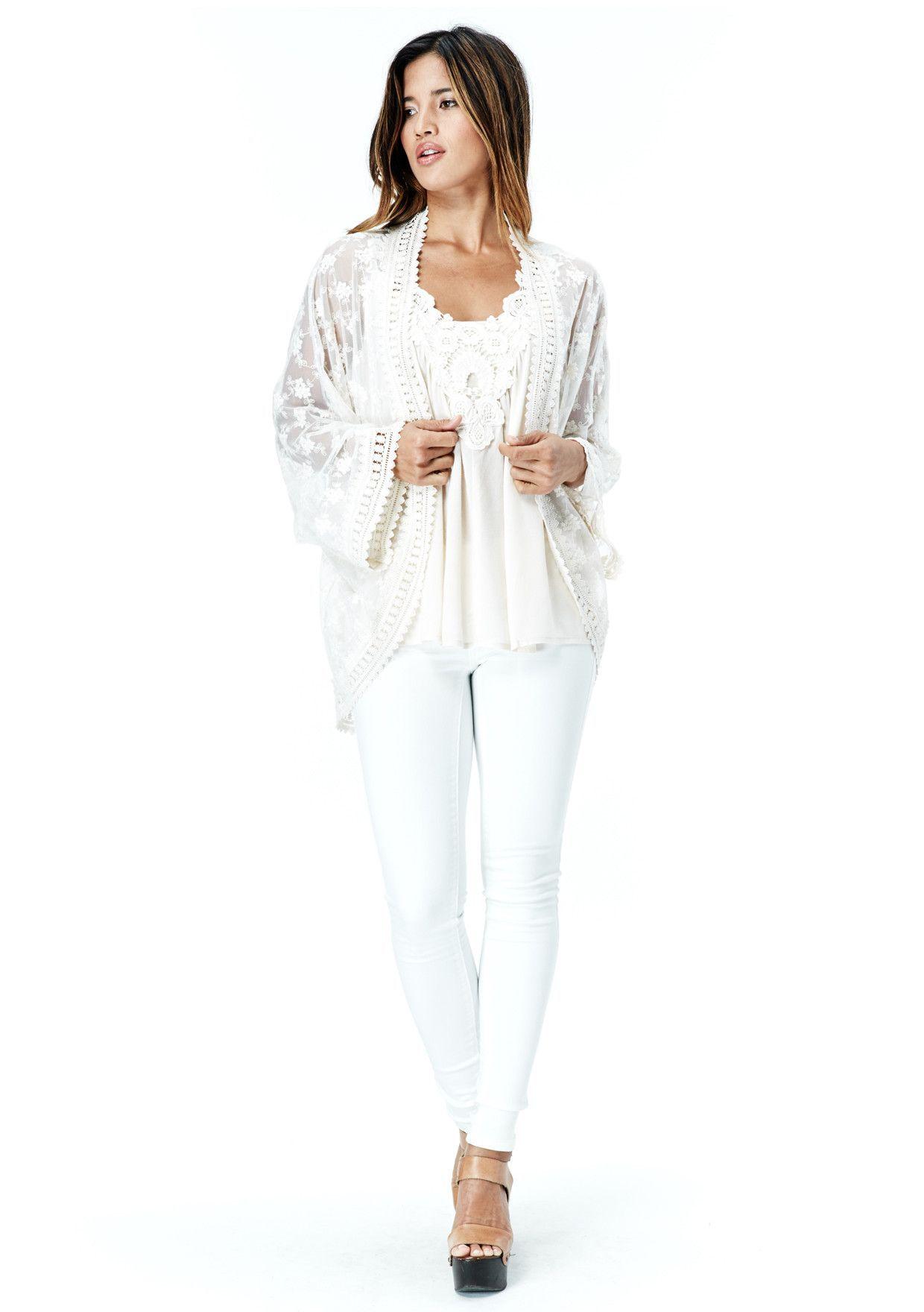 Juno Kimono Jacket