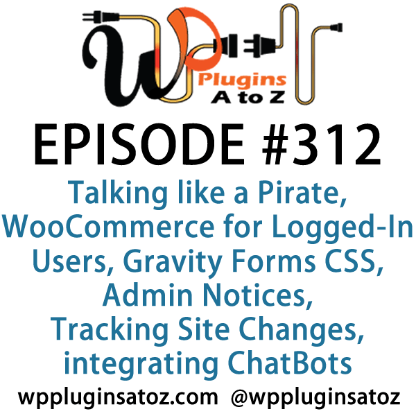 WordPress Plugins A-Z #312 Gravity Forms CSS, Admin Notices ...