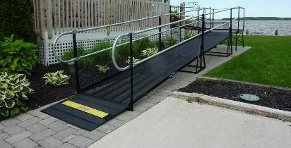 Amramp | Wheelchair Ramps, Stair Lifts, And Accessibility Solutions Stair  Lift, Wheelchair Ramp