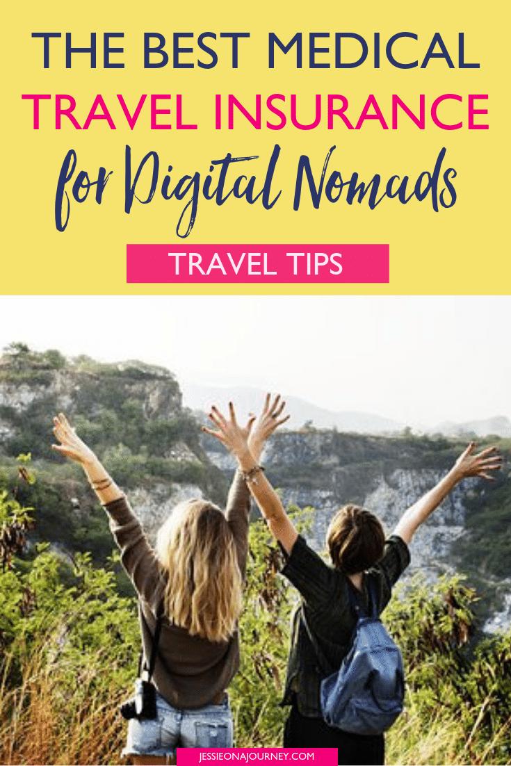 Best Travel Medical Insurance For Digital Nomads | Medical ...