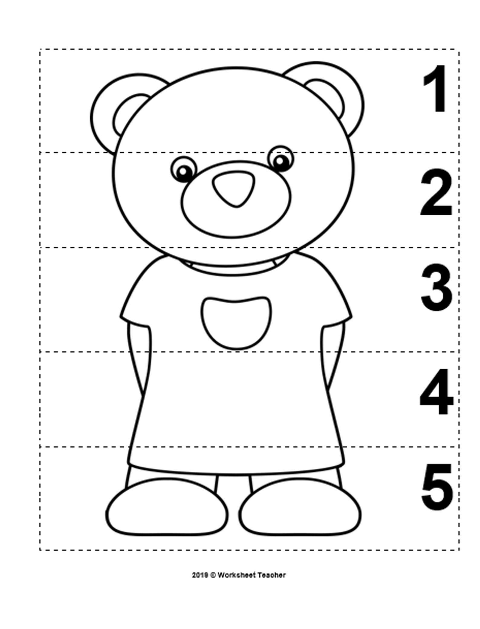 10 Goldilocks And The Three Bears Preschool Curriculum