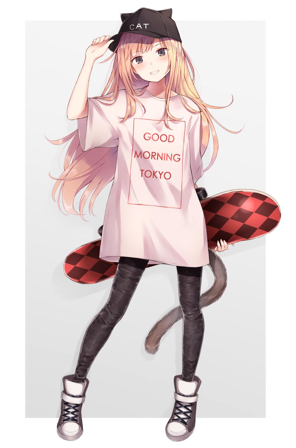 Skater Girl [Original]