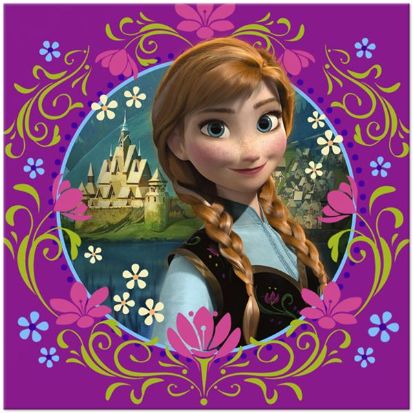 Frozen napkins · Party SuppliesBirthday ...  sc 1 st  Pinterest & Frozen napkins | Idea for Emma party | Pinterest | Napkins Disney ...