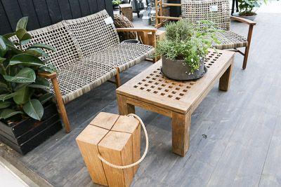 Jackpoint kalusteet pihalle patiolle, terassille.  Laatu, kestävyys ja pitkäikäisyys ovat avainasioita jackpoint tuotteissa.