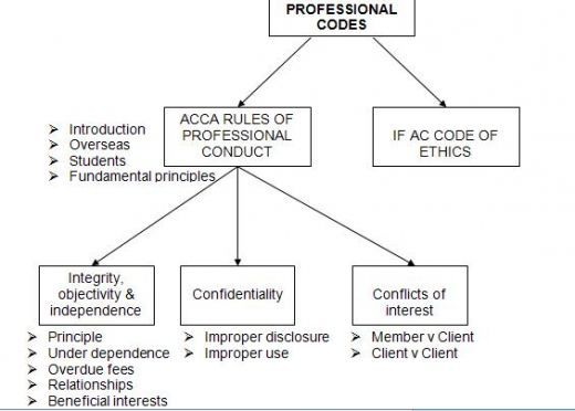 Professional Ethics and Codes of Conduct - code of conduct example