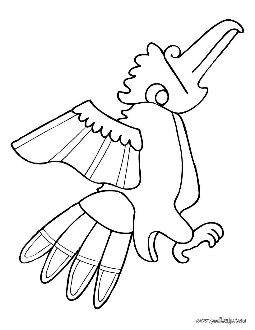 Pájaro carpintero prehispánico | CULTURE | Pinterest | Pájaro ...