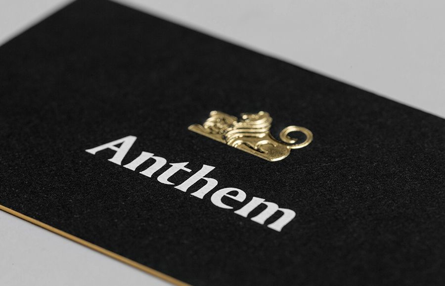 New Logo and Brand Identity for Anthem by Anagrama | Business ...