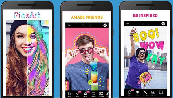 Inilah Aplikasi Android Menggabungkan Foto Terbaik