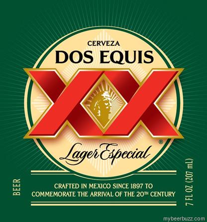 Dos Equis Lager Especial 7oz Bottle Logos De Cerveza Etiquetas De Cerveza Botellas De Tequila