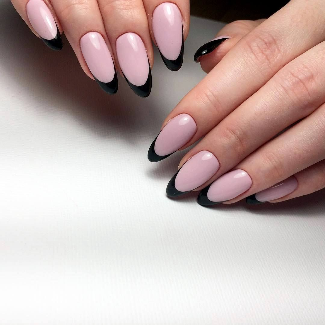 nice 75 Mesmerizing Ideas on French Tip Nails - Fascinating French Manicure Check more at http://newaylook.com/best-ideas-on-french-tip-nails/