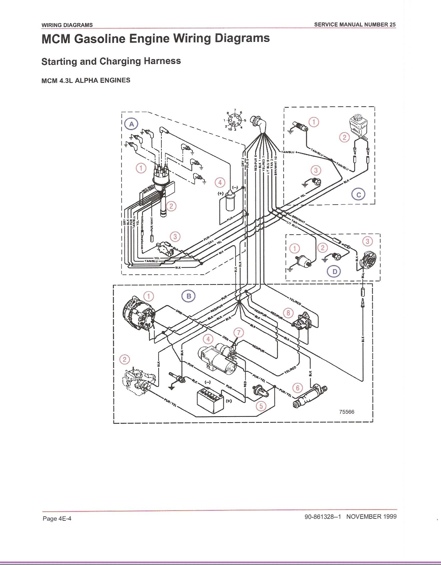 mercury thunderbolt ignition wiring diagram