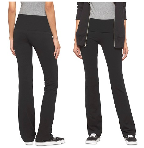 Women's Yoga Pant - Mossimo Supply Co. $5.98 Shipped! (Reg $14.99) - http://couponingforfreebies.com/116533-2/