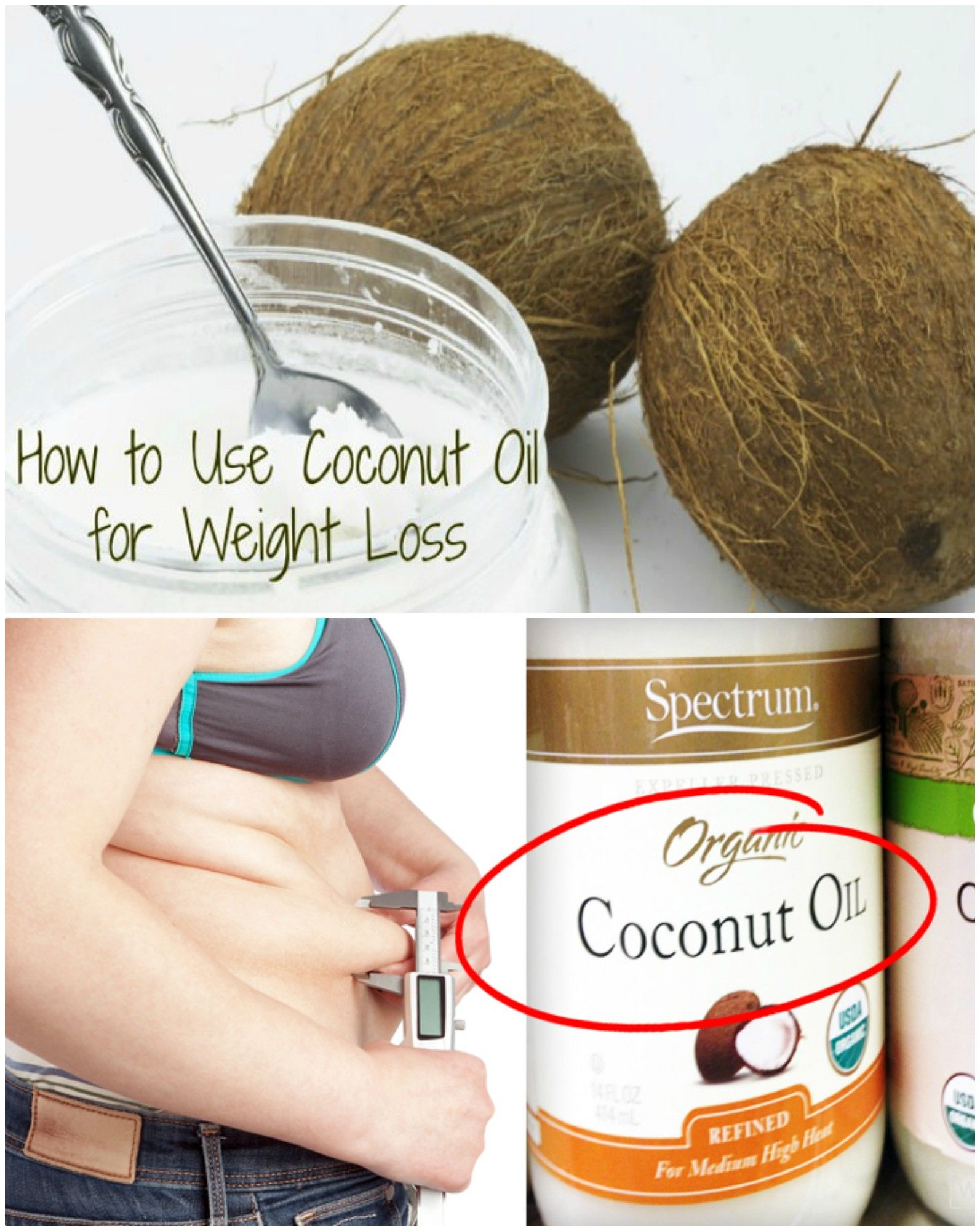 Buy herbal coconut weight loss - Use This Tricks With Coconut Oil And Lose Weight Fast Herbal Remedies