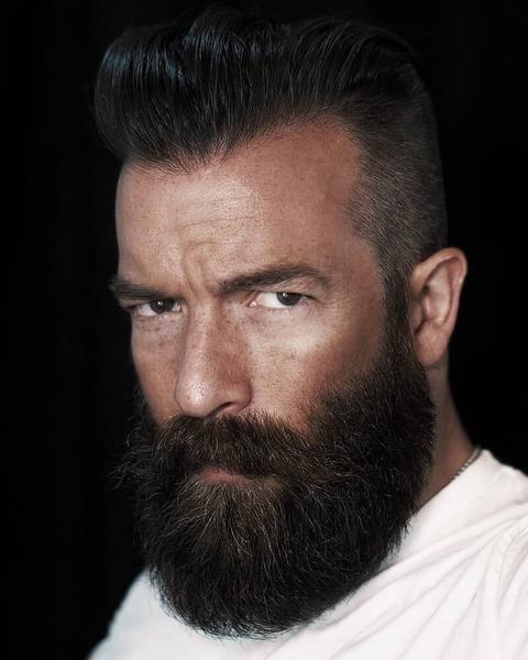 The 100 Best Beards Of 2017 Rg100beards Beards Amp More