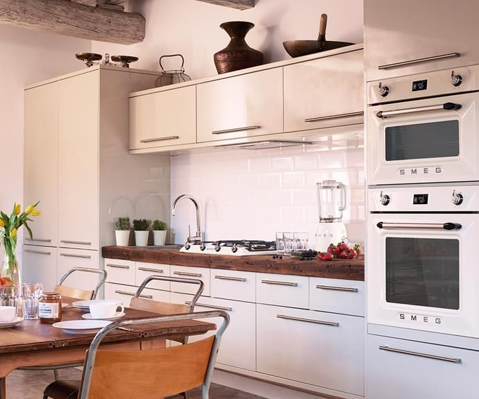 Compact Ovens The New Kitchen Must Have Homes To Love Smeg