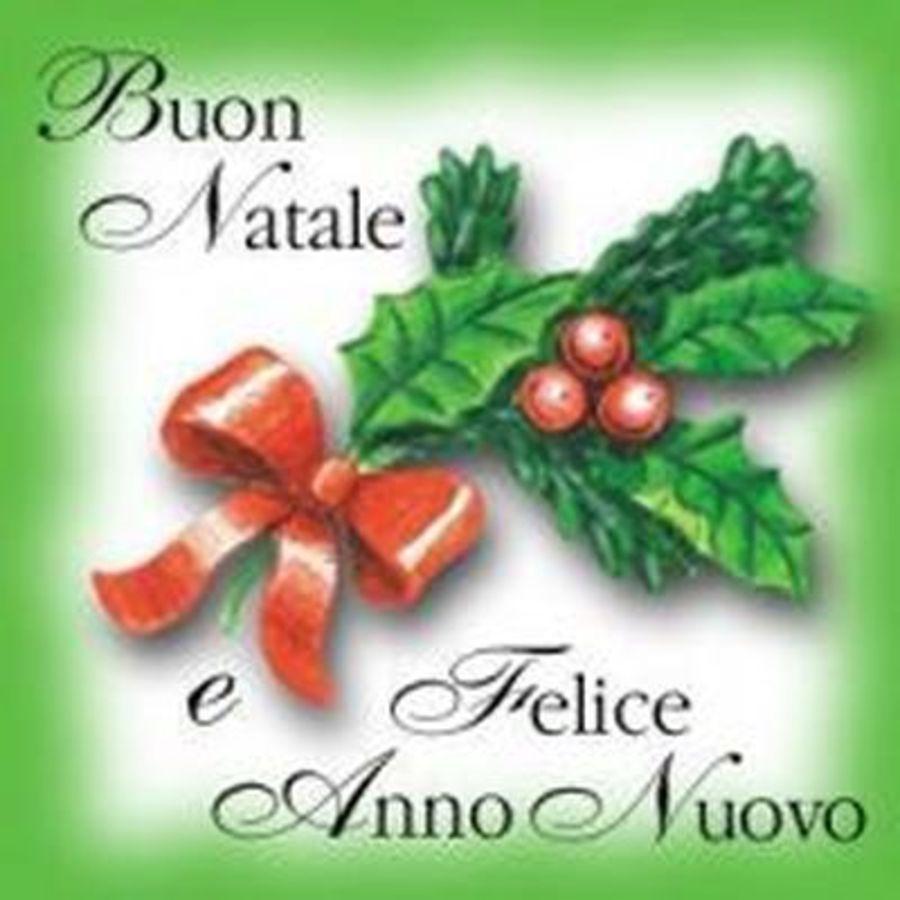Cartoline Buon Natale E Felice Anno Nuovo.Buon Natale E Felice Anno Nuovo Italian Christmas Greetings Merry Christmas Greetings Italian Christmas