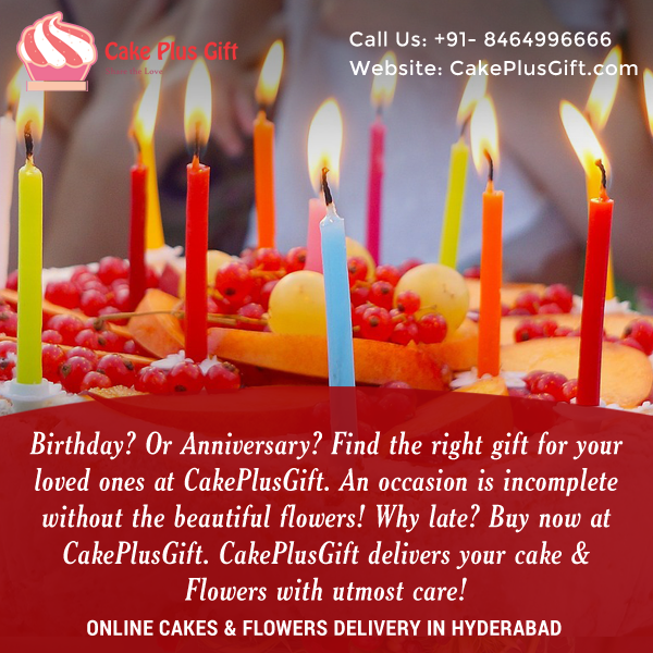 Online Cakes Flowers Delivery In Hyderabad We Surprise Your Best Buddies With Midnight Select From 100 Designs 10 Flavours