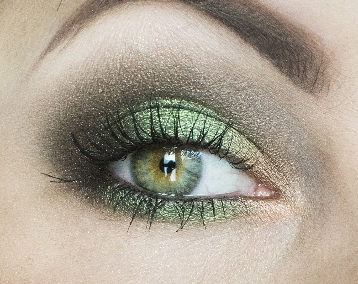 lilylologreenopal1 Saint patricks day makeup, Eye