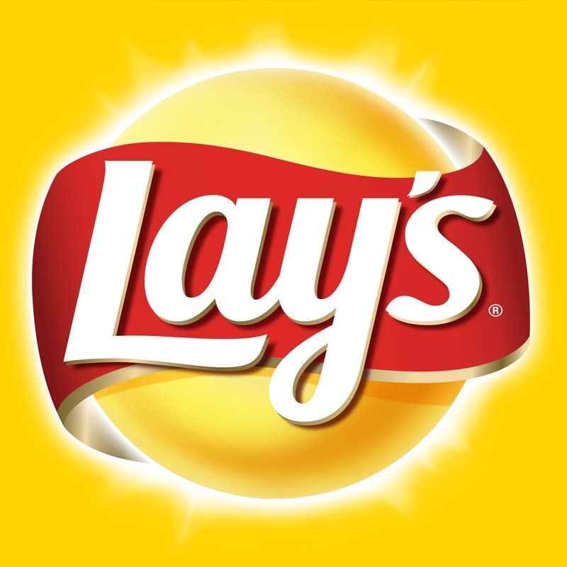 Work Perspective Branding Lays Potato Chips Branding Lays Logo