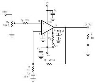 High Audio Power Amplifier is an important part in sound